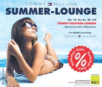 Tommy Hilfiger Summer Lounge