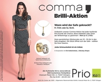 Comma Brilli-Aktion im PRIO