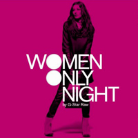 Women Only Night mit G-Star im Drehkreuz